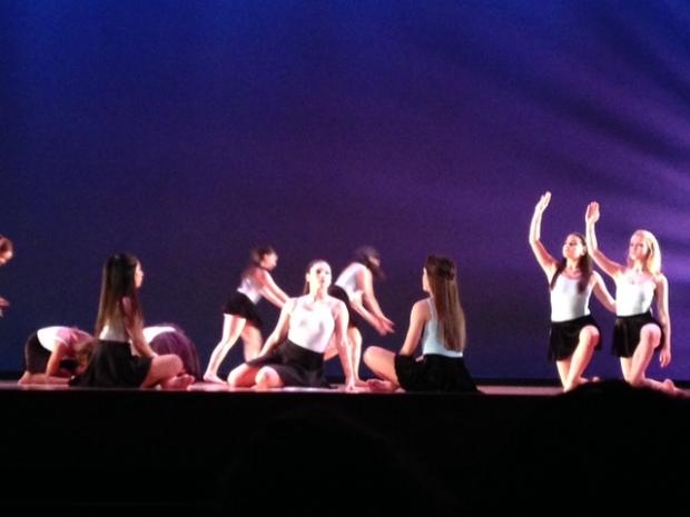 FSSA Student Dance Majors