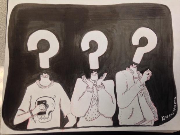 Original illustration by sophomore artist Karen Horta
