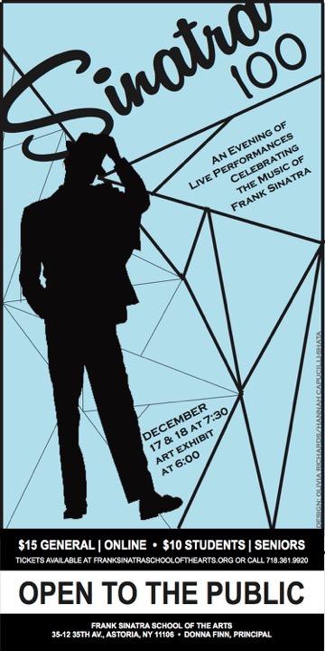 5ftx10ft Sinatra 100 Poster