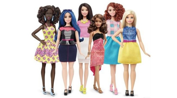 Barbie's new line aims to better reflect the girls who play with them.